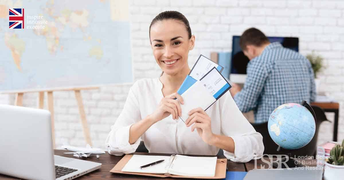 Diploma in Tourism and Hospitality Management – Level 5 - Online Course