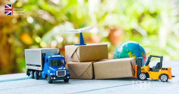 Online Level 4 Diploma in Logistics and Supply Chain Management course