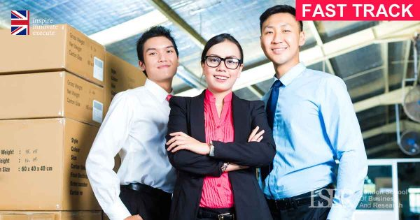 Fast Track Online Level 4 Diploma in Logistics and Supply Chain Management course