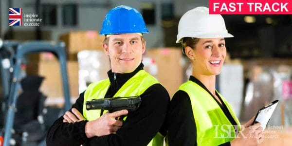 Fast Track mode: Online Level 5 Diploma in Logistics and Supply Chain Management course
