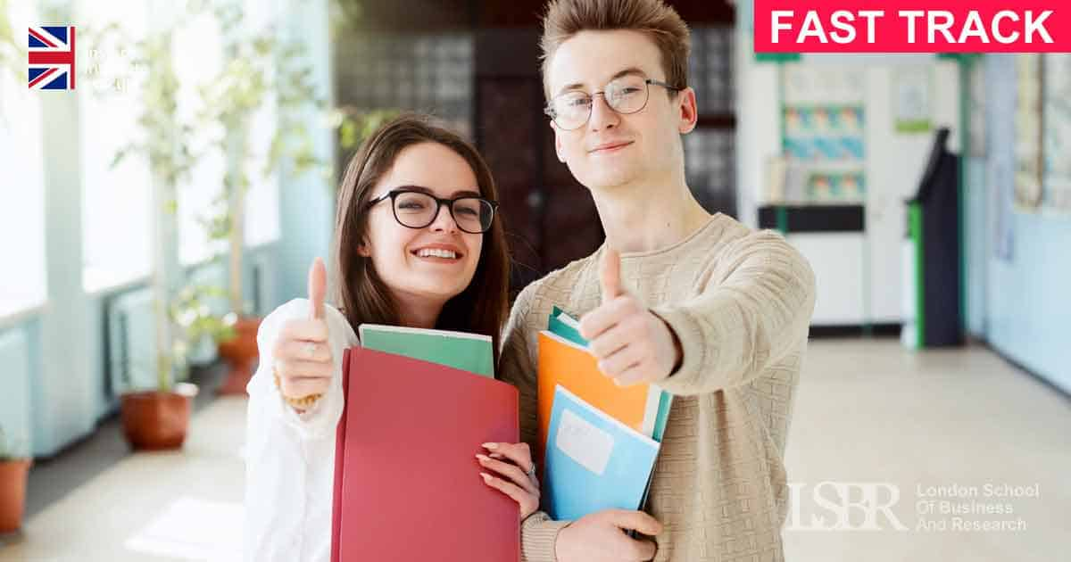 Fast track OTHM Level 5 Diploma in Accounting and Business from LSBR, UK