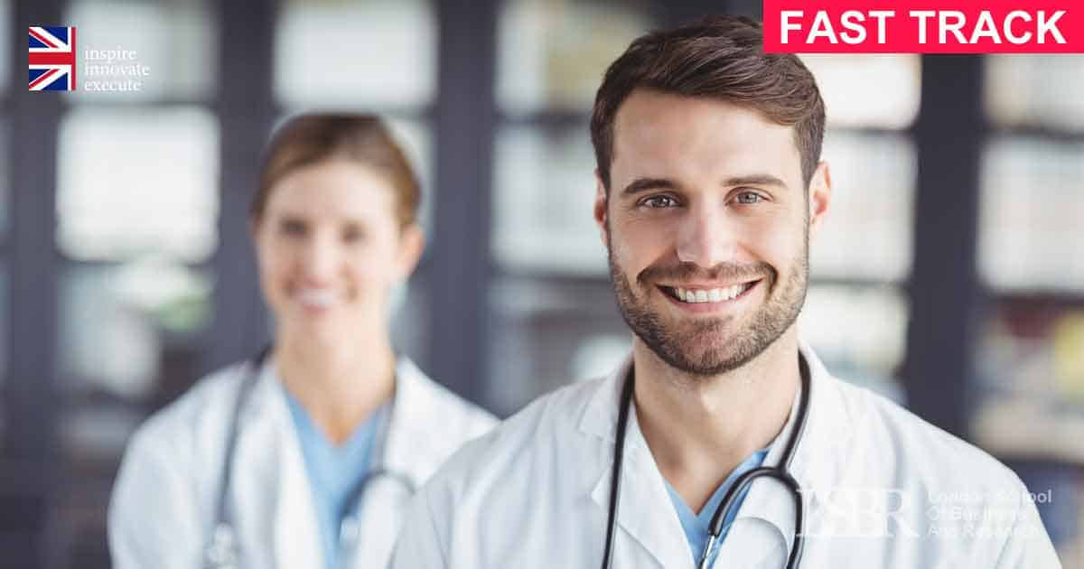 Fast track Level 7 Diploma in Health and Social Care Management Online course