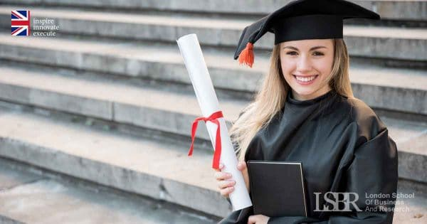 Enrolment Open for MBA from University of Chichester - 24 months delivered by LSBR, UK