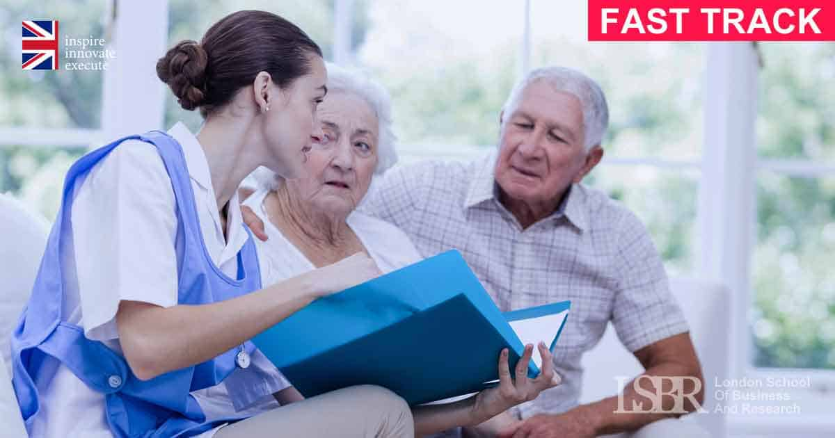 Enrolment Open for Level 6 Diploma in Health and Social Care Management (fast track)