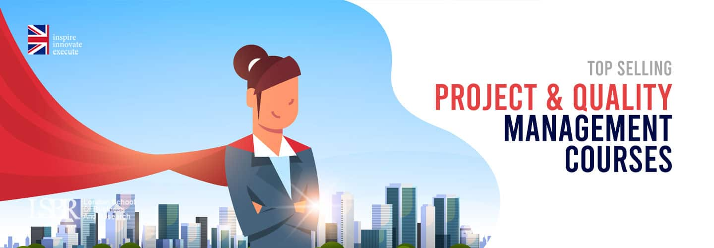 Online Project and Quality Management Courses from LSBR, UK