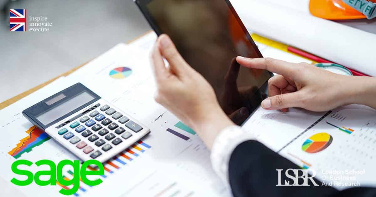 Online Level 1 Sage Computerised Payroll course from LSBR, UK