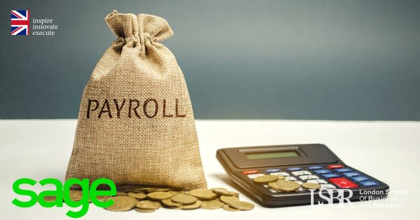 Online Level 3 Sage Computerised Payroll course from LSBR, UK