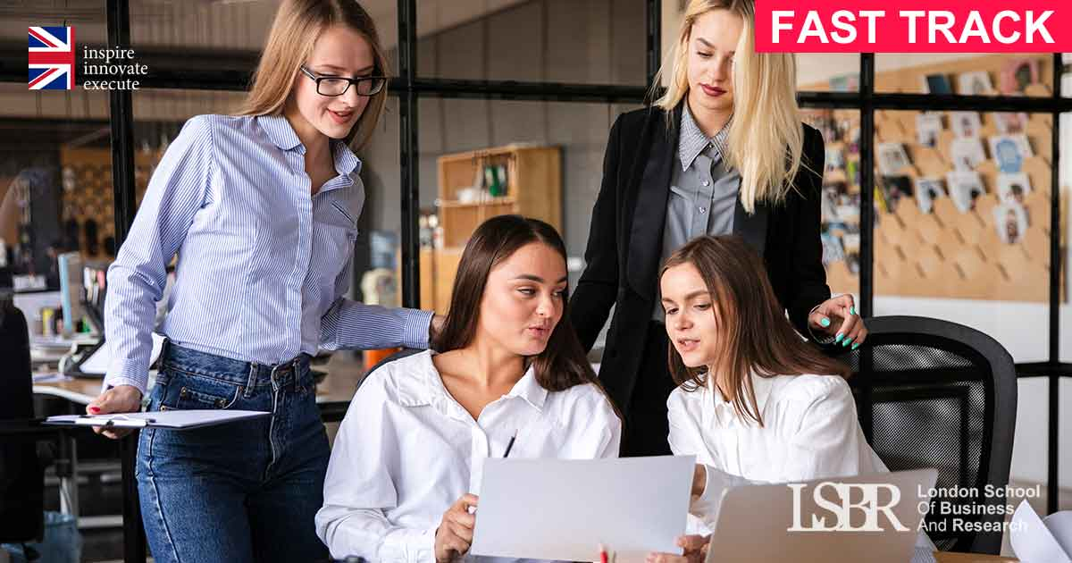 Online Level 4 Diploma in Business Management qualification fast track mode